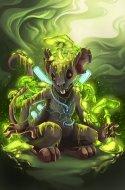 Radioactive Ooze Mouse