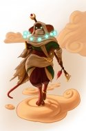 Wandering Monk Mouse